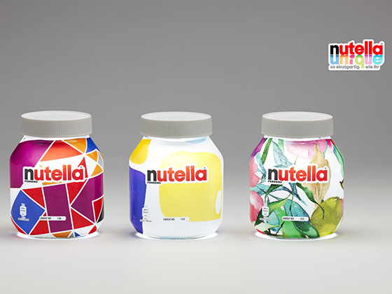 nutella Unique Lampen