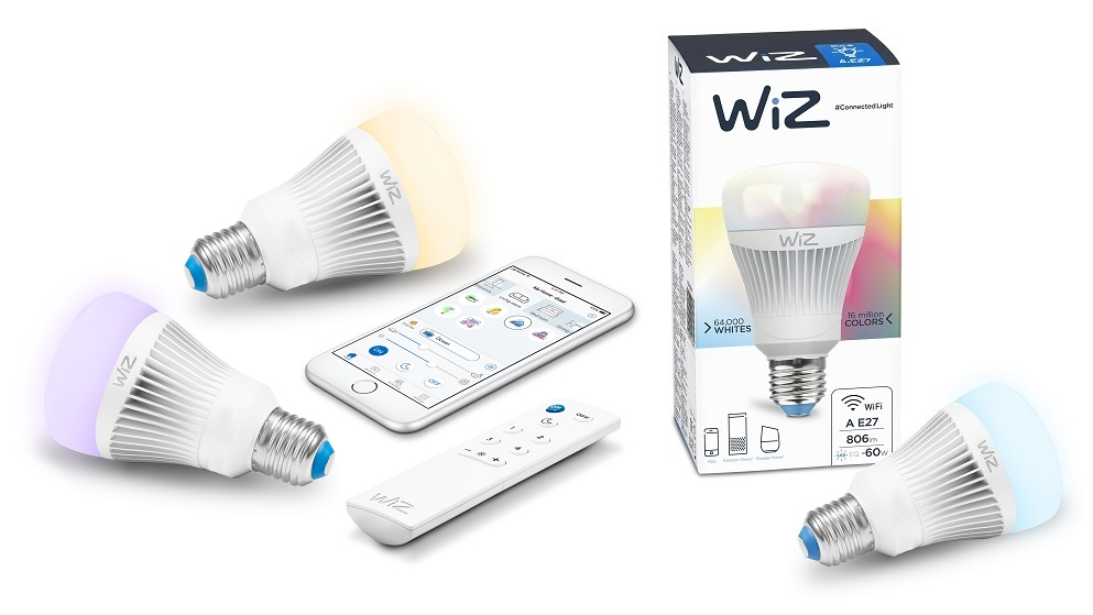 wiz connected light 993 x 559